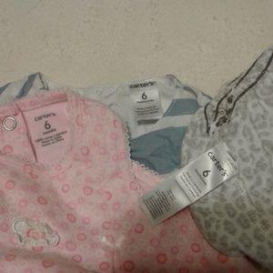 Carter's Dresses - 3 piece Bundle Baby Girl Summer Carter's 6 month